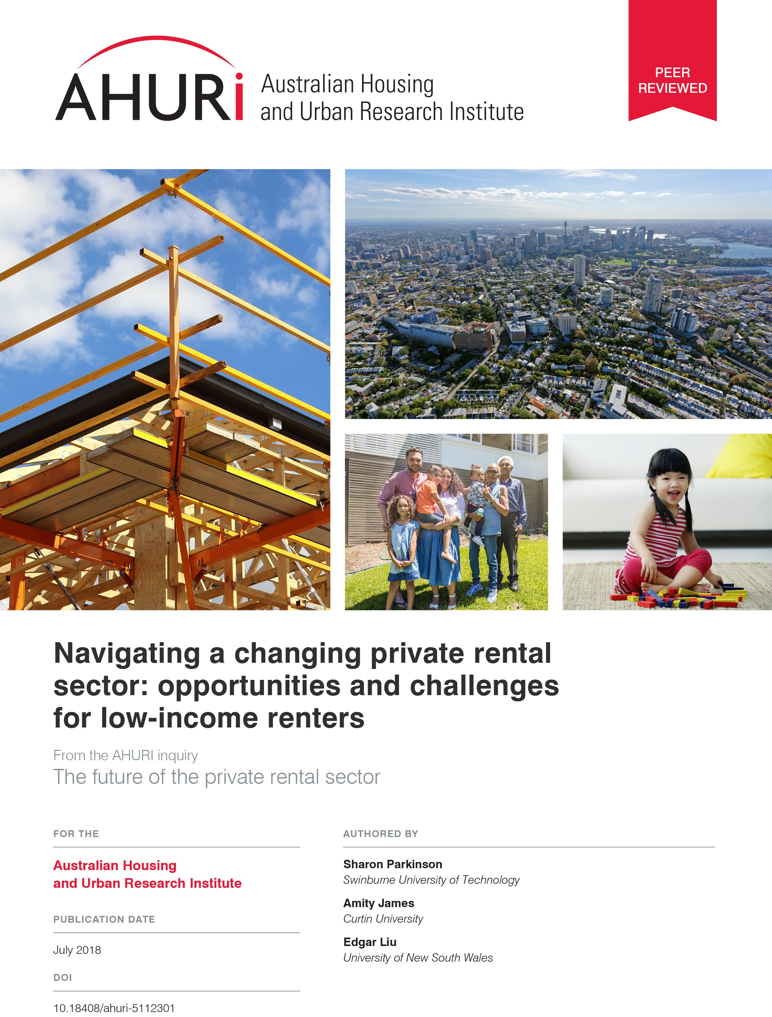 Final Report - Navigating a changing private rental sector