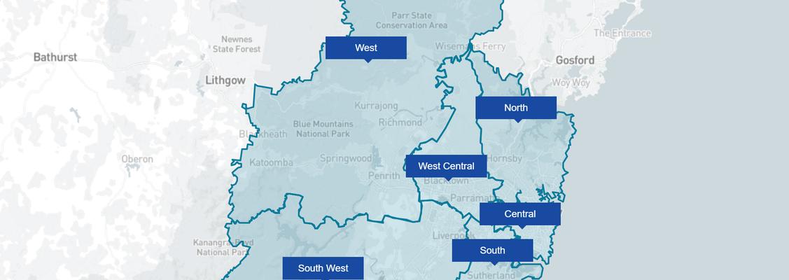 GSC district plans image