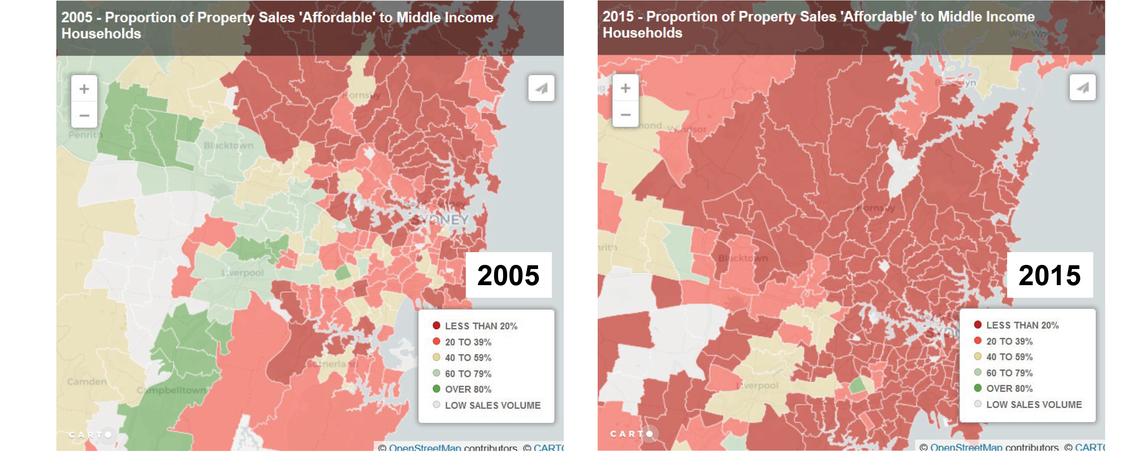 Housing map image