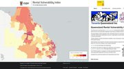 Rental Vulnerability Index map